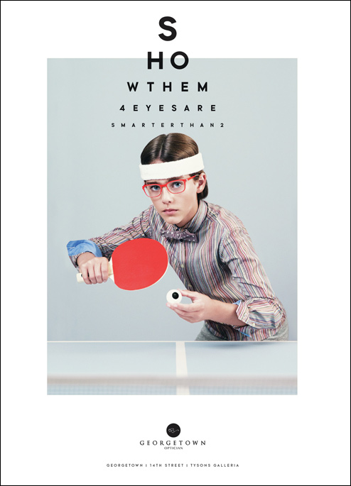Joe La Pompe advertising, publicité - Playing Ping pong with