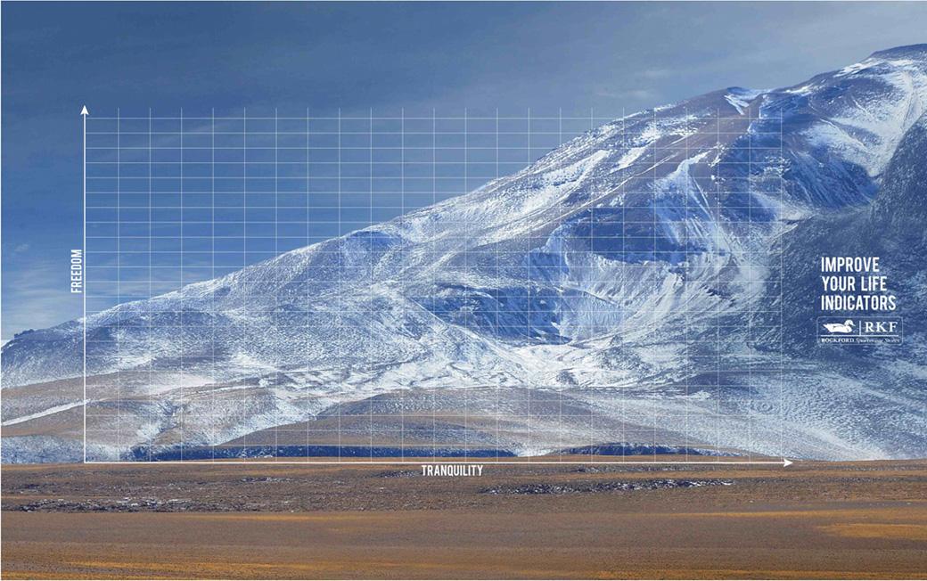 Mountains based graphs / Des sommets de pompe?